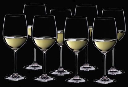 Chardonnay Set of 8 Glasses - Click Image to Close