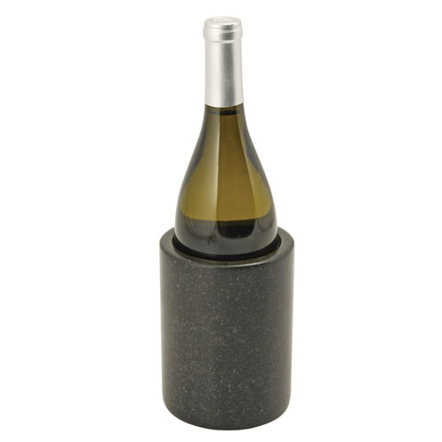 Marble Wine Bottle Cooler - Click Image to Close