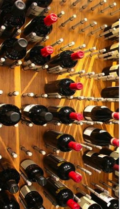 Wine Wall - Peg System (XY) - Click Image to Close