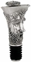 Bacchus Pewter Wine Pourer