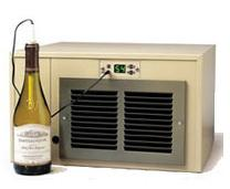 Breezaire WKCE 1060 Compact Wine Cellar Cooling Unit