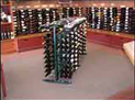 3 Foot High - Island Wine Rack