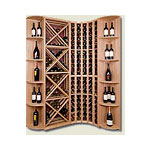 Classic 7ft + Wine Racks