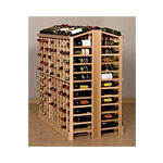 Retail Wood Wine Racks