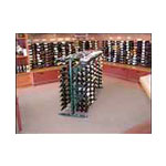 Retail Commercial Metal Wine Racks