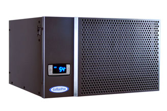 Cellar Pro 1800QTL Wine Cellar Cooling Unit - Click Image to Close