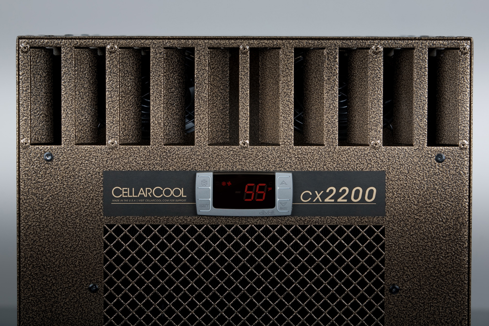 Cellarcool cx2200 front