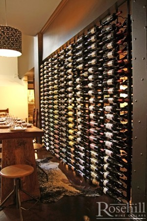 Metal Wine Racking Gallery Wine Cellar Construction