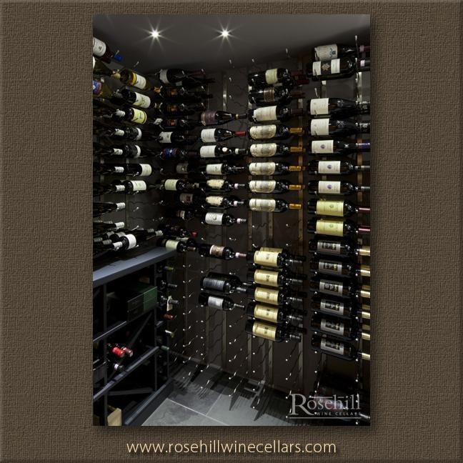 Metal Wine Racking Gallery Wine Cellar Construction Wine Fridges