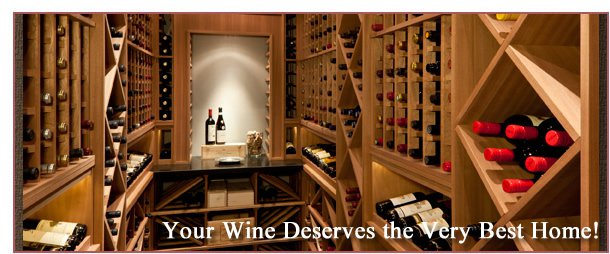 Elegant Wine Cellar Solutions from Rosehill Wine Cellars