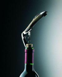 Forge de Laguiole corkscrew and bottle