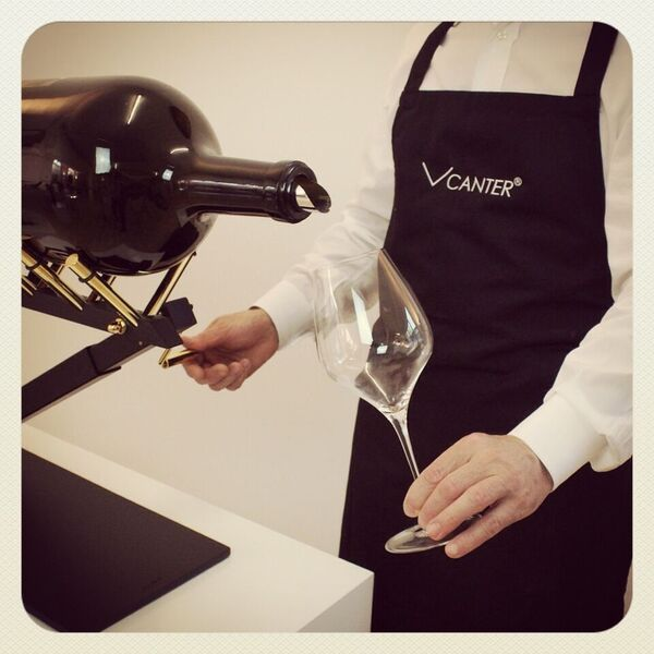 VCanter wine system